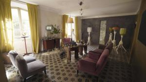 Chambre avec Vue, Bed and breakfasts  Saignon - big - 12