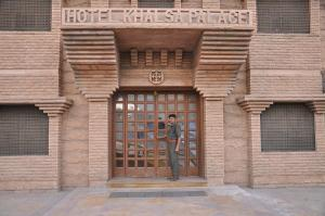 Hotel Khalsa Palace, Hotely  Bāli - big - 44