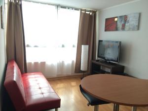Departamento Edificio Vision, Апартаменты  Сантьяго - big - 9