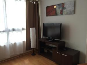 Departamento Edificio Vision, Апартаменты  Сантьяго - big - 2