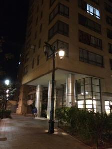 Departamento Edificio Vision, Apartmanok  Santiago - big - 6