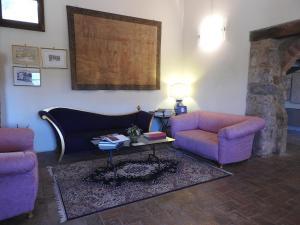 Relais Borgo Di Toiano, Vidiecke domy  Sovicille - big - 42