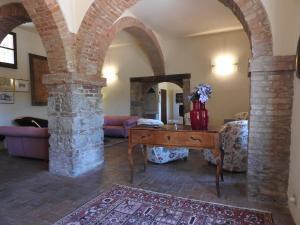 Relais Borgo Di Toiano, Vidiecke domy  Sovicille - big - 41