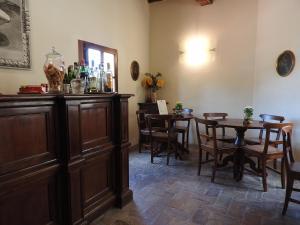 Relais Borgo Di Toiano, Vidiecke domy  Sovicille - big - 43