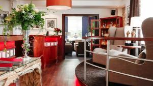 Parkhotel Bielefeld, Hotely  Bielefeld - big - 35