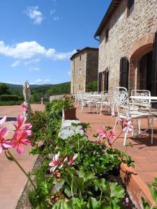 Relais Borgo Di Toiano, Vidiecke domy  Sovicille - big - 46