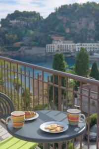 Panoramic Apartments Taormina Mazzarò, Apartmanok  Taormina - big - 42