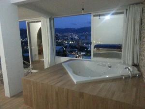 Casa Horizonte Azul Acapulco, Ferienhäuser  Acapulco - big - 10