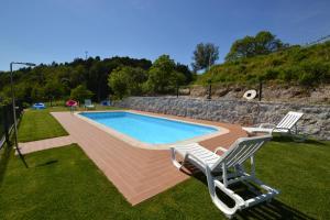 Quinta Da Prova, Vidiecke domy  Ponte da Barca - big - 25