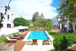 Myndos Residence, Apartmanok  Bodrum City - big - 51