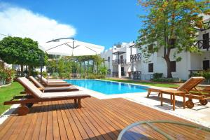 Myndos Residence, Apartmanok  Bodrum City - big - 52