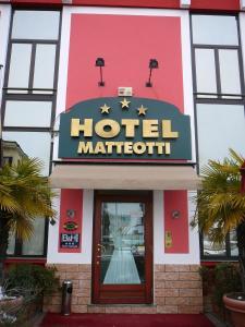 Hotel Matteotti, Hotely  Vercelli - big - 26