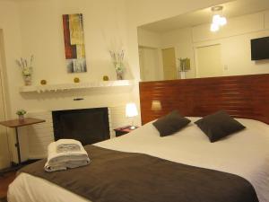 Hostal 7 Norte, Bed and Breakfasts  Viña del Mar - big - 29