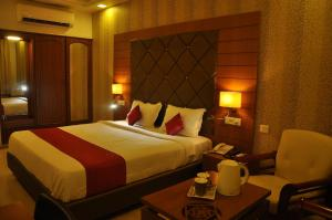 Hotel Khalsa Palace, Hotely  Bāli - big - 76