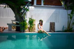 Garden Yard Inn Chiangmai, Locande  Chiang Mai - big - 32
