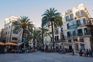 Remolars 1, Apartmanok  Palma de Mallorca - big - 17