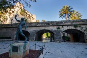 Remolars 1, Apartmanok  Palma de Mallorca - big - 19