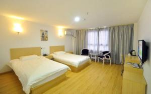 Yuejia Express Hotel, Szállodák  Szucsou - big - 6