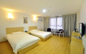 Yuejia Express Hotel, Szállodák  Szucsou - big - 7