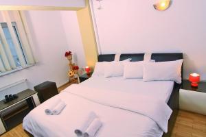 Nirvana Accommodation, Апартаменты  Бухарест - big - 21