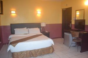 DM Residente Hotel Inns & Villas, Hotely  Angeles - big - 89