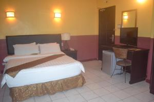 DM Residente Hotel Inns & Villas, Hotely  Angeles - big - 81