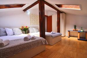 Nirvana Accommodation, Апартаменты  Бухарест - big - 24