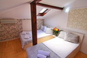 Nirvana Accommodation, Апартаменты  Бухарест - big - 26