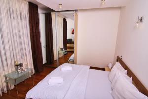 Nirvana Accommodation, Апартаменты  Бухарест - big - 35