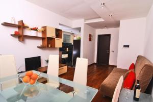 Nirvana Accommodation, Апартаменты  Бухарест - big - 9