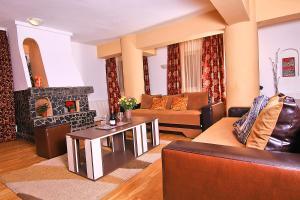 Nirvana Accommodation, Апартаменты  Бухарест - big - 42