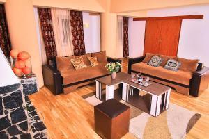 Nirvana Accommodation, Апартаменты  Бухарест - big - 43