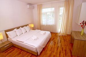 Nirvana Accommodation, Апартаменты  Бухарест - big - 47