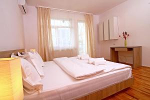 Nirvana Accommodation, Апартаменты  Бухарест - big - 48