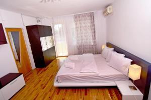 Nirvana Accommodation, Апартаменты  Бухарест - big - 55