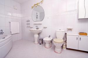 Nirvana Accommodation, Апартаменты  Бухарест - big - 109