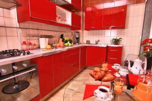 Nirvana Accommodation, Апартаменты  Бухарест - big - 74