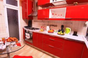 Nirvana Accommodation, Апартаменты  Бухарест - big - 75