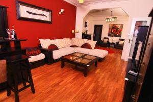 Nirvana Accommodation, Апартаменты  Бухарест - big - 76