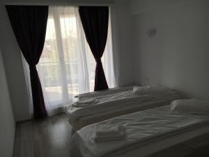 Nirvana Accommodation, Апартаменты  Бухарест - big - 77