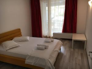 Nirvana Accommodation, Апартаменты  Бухарест - big - 87