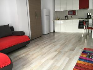 Nirvana Accommodation, Апартаменты  Бухарест - big - 88