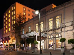 Hotel Francia Aguascalientes, Hotel  Aguascalientes - big - 32