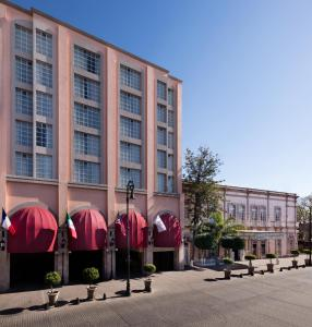 Hotel Francia Aguascalientes, Hotel  Aguascalientes - big - 30