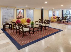 Hotel Francia Aguascalientes, Hotel  Aguascalientes - big - 20