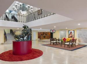 Hotel Francia Aguascalientes, Hotel  Aguascalientes - big - 18