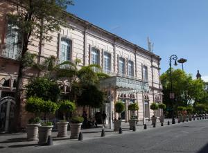Hotel Francia Aguascalientes, Hotel  Aguascalientes - big - 33