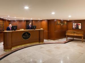 Hotel Francia Aguascalientes, Hotel  Aguascalientes - big - 29