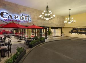 Hotel Francia Aguascalientes, Hotel  Aguascalientes - big - 31