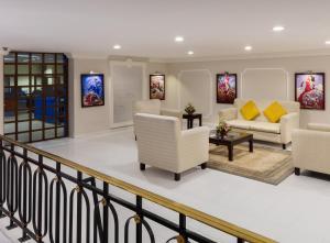 Hotel Francia Aguascalientes, Hotel  Aguascalientes - big - 19